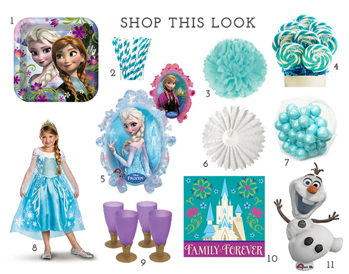 Frozen Shop This Look