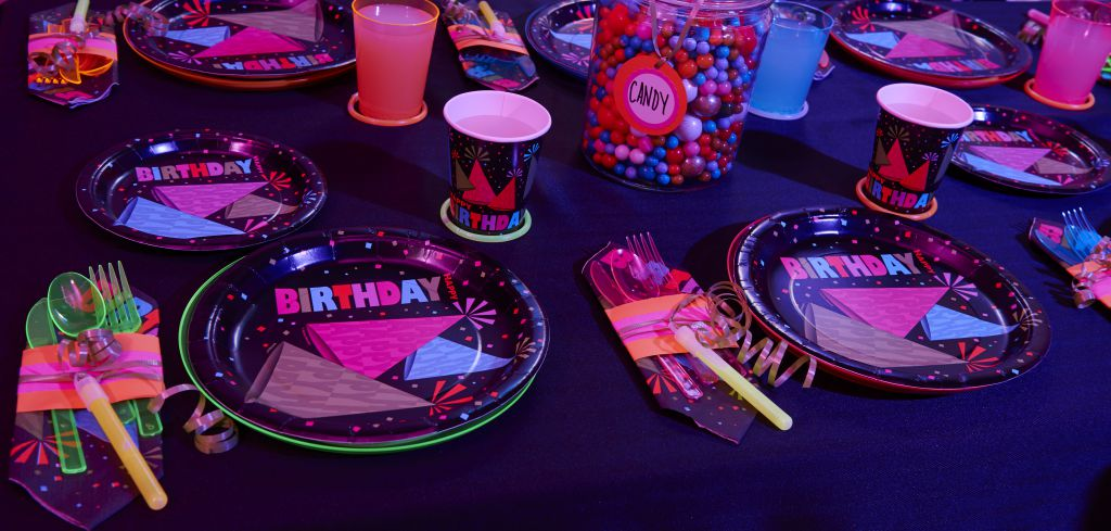 Neon Table Settings2
