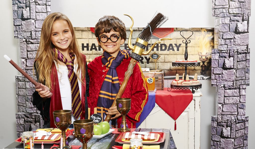 Harry Potter Party_ LS kids (9)